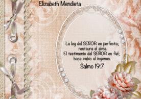 Elizabeth Mendieta – Belice